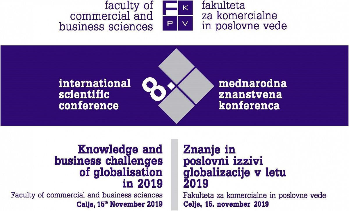 8. mednarodna znanstvena konferenca