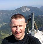 Dušan Korene, študent Varnostnega menedžmenta