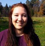 Nina Spruk, študentka Turizma