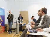 Študent FKPV Tim Milohnoja med TOP 10 na POPRI – tekmovanju za najboljšo podjetniško idejo med mladimi