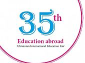 "35th Ukrainian International Education Fair ""Education abroad"""