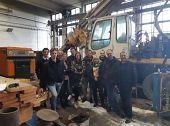 Strokovna ekskurzija pri predmetu Transport in logistika – ogled podjetja Štore Steel d.o.o.