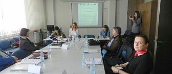 Študenti FKPV se usposabljajo za priložnosti v podjetništvu, novinarska konferenca 18. 3. 2014
