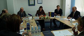 Fakulteta pridobila prvega doktorja znanosti, novinarska konferenca 26.4.2012