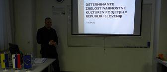 Utrinki z javnega zagovora doktorske disertacije študenta Adisa Mediča, mag.