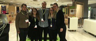 Študentje Turizma sodelovali pri organizaciji Convente 2017