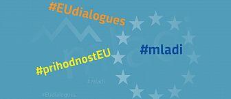 Vabilo na dialog s predsednikom Vlade RS dr. Mirom Cerarjem in predsednikom Evropske komisije Jean-Claudom Junckerjem