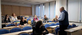 Utrinek vabljenih predavanj na FKPV: red. prof. dr. Marijan Cingula – Strategija in razvoj podjetij