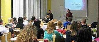 Vabljeno predavanje: Sodobni pristopi v trženju – Snežana Delakorda