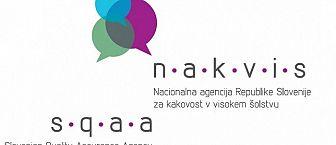 Javni poziv kandidatom za vpis v register strokovnjakov NAKVIS