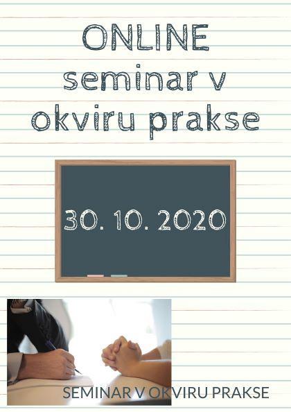 Seminar o praksi