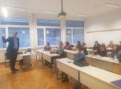 Gost iz prakse pri Organizacijski kulturi – g. Matjaž Blatnik (Studio Moderna)