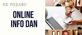 Online informativni dan