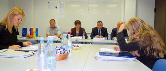Nov študijski program – Varnostni menedžment I, novinarska konferenca 2. 9. 2014