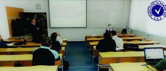 Utrinek vabljenih predavanj na FKPV: red. prof. dr. Ivan Strugar – Upravljanje s podatki in procesi