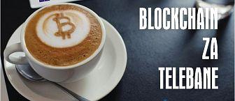 Utrinki delovnice »Blockchain za telebane«