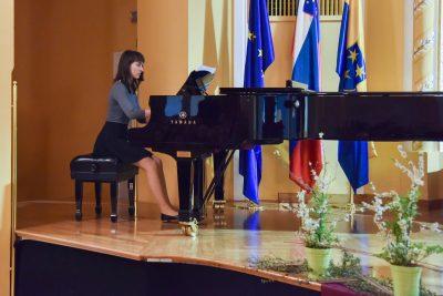 Tjaša Judež, klavir