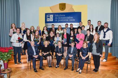 2. skupina-  diplomanti z mentorji