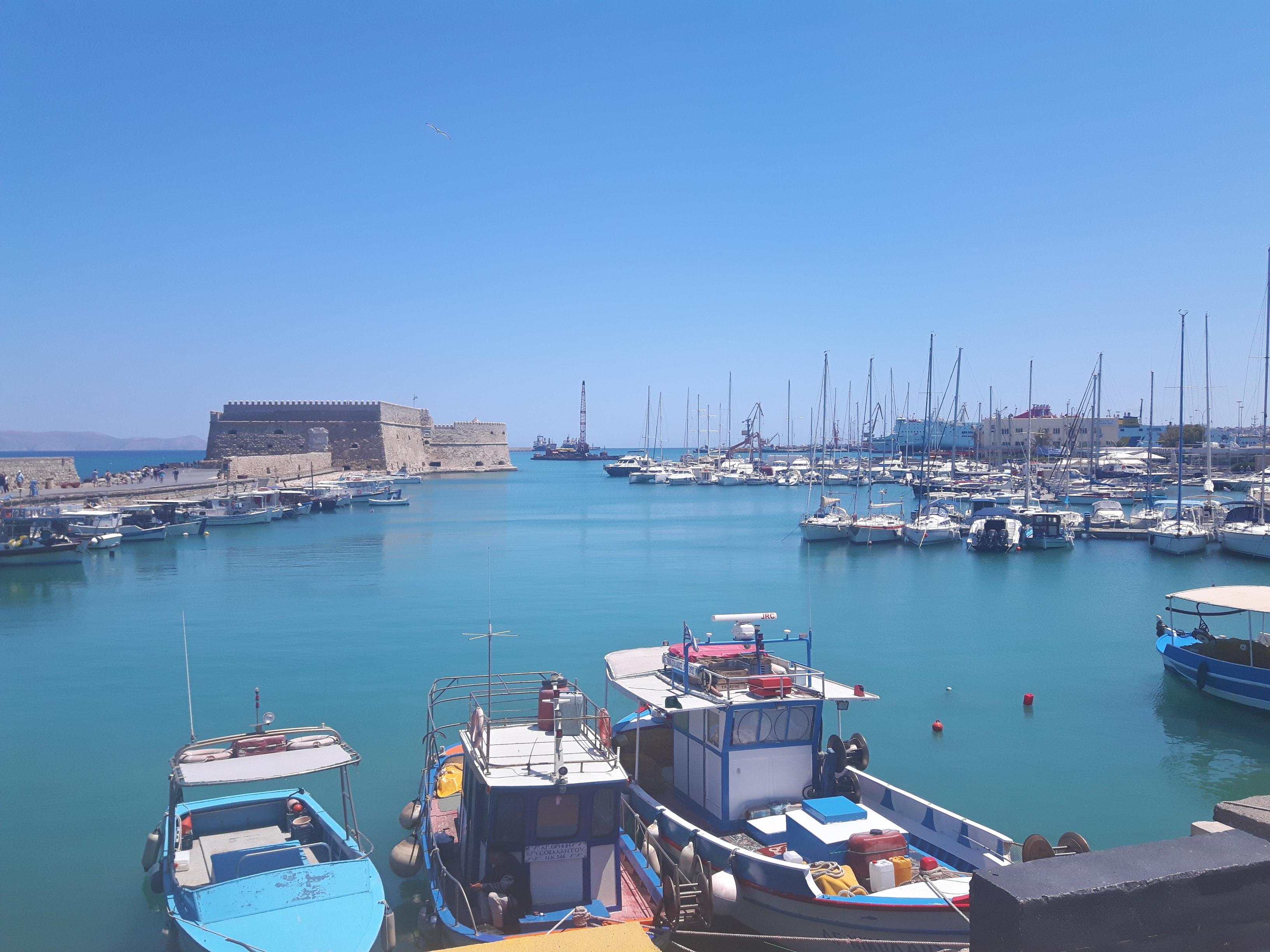 heraklion-port