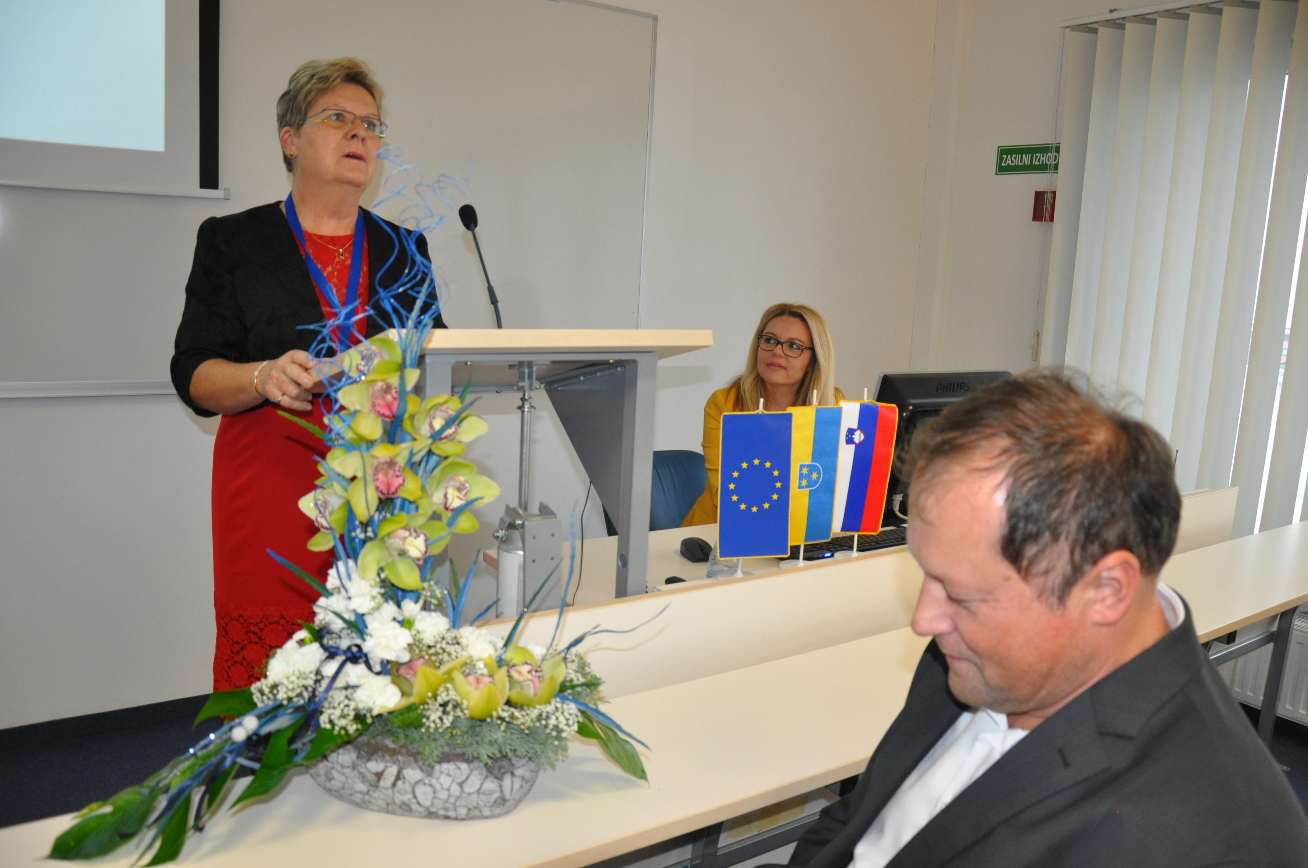 Dekanja FKPV dr. Tatjana Kovač